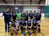 Senior Girls Volleyball OCSSAA B